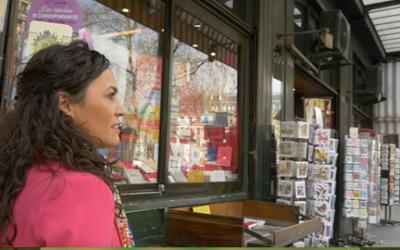 """Diario 5. (Texto inspirado en el libro """"Una tienda en París"""")"""